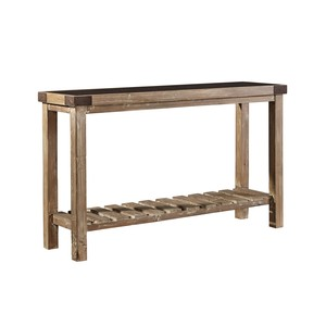 Bluestone Top Console | Furniture Classics