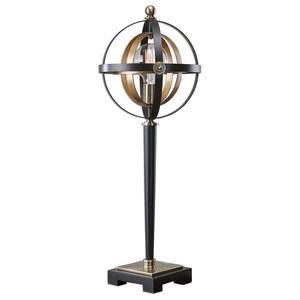 Rondure Table Lamp   The Uttermost Company