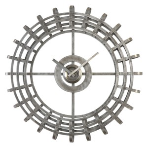 Alphonse Wall Clock   The Uttermost Company