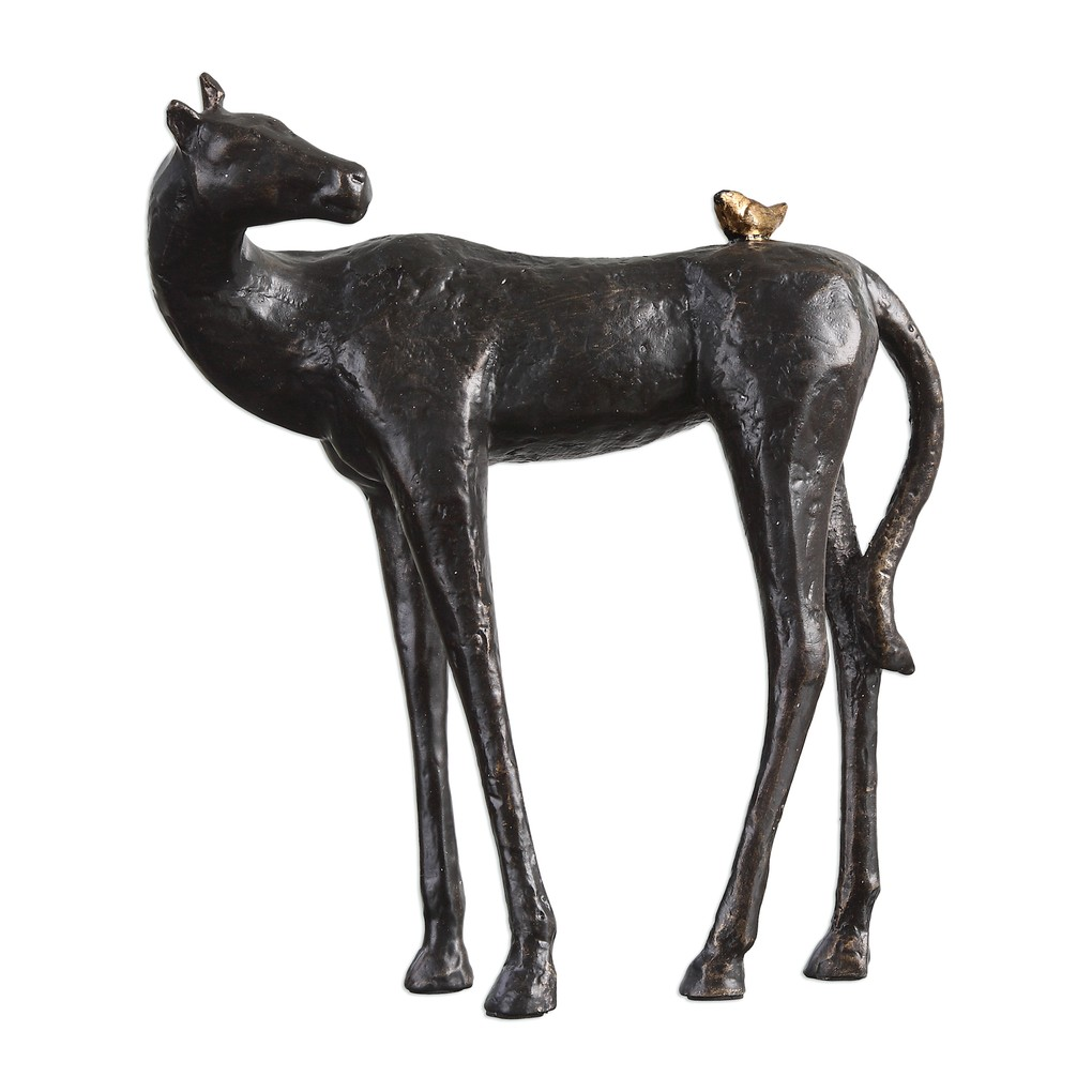 Hello Friend Sculpture | The Uttermost Company
