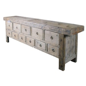 Old Pine Drawer Bank | Furniture Classics