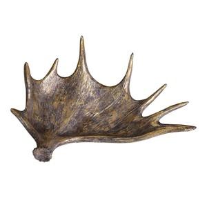 Moose Antler Bowl