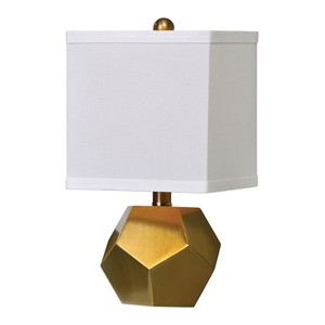 Pentagon Cubes Table Lamp   The Uttermost Company