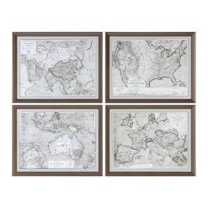 World Maps Art