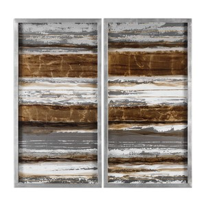 Metallic Layers Art | The Uttermost Company