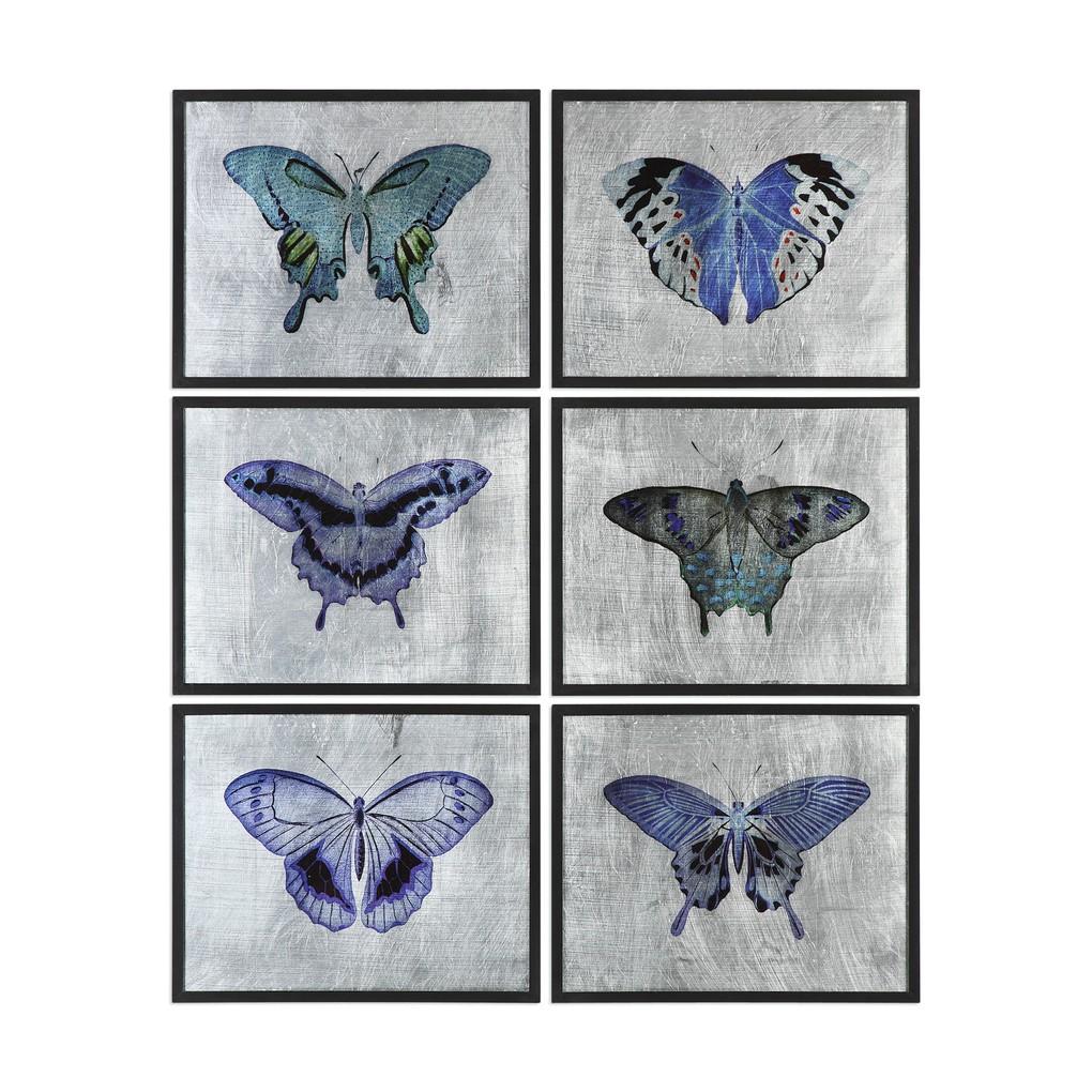 Vibrant Butterflies Art | The Uttermost Company