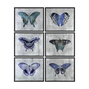 Vibrant Butterflies Art