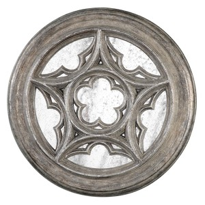 Marwin Round Window Mirror | The Uttermost Company
