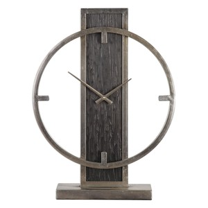 Nico Modern Desk Clock | The Uttermost Company