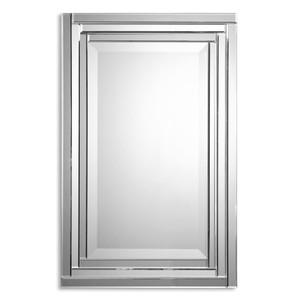 Alanna Frameless Vanity Mirror | The Uttermost Company