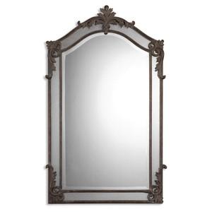 Alvita Medium Metal Mirror