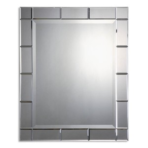 Makura Beveled Mirror | The Uttermost Company