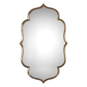 Zina Gold Mirror