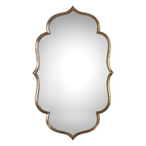 Zina Gold Mirror | The Uttermost Company