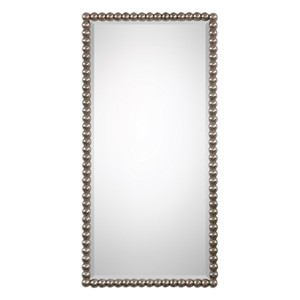 Serna Antique Silver Mirror | The Uttermost Company