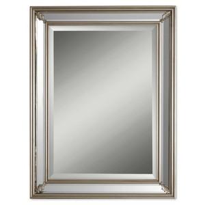 Jansen Silver Mirror | The Uttermost Company