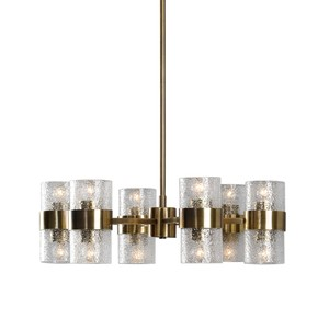Marinot 12-Light Chandelier | The Uttermost Company
