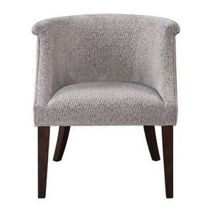 Arthure Barrel Back Accent Chair   The Uttermost Company