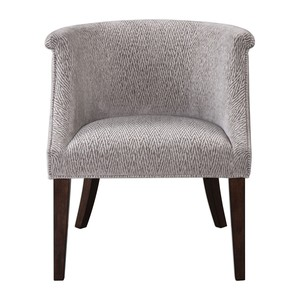 Arthure Barrel Back Accent Chair | The Uttermost Company