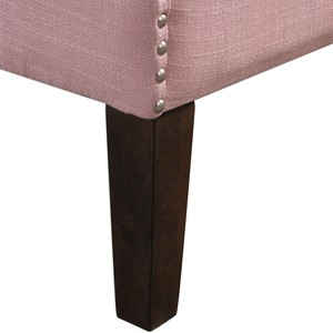 Arieat Pink Arm Chair   The Uttermost Company