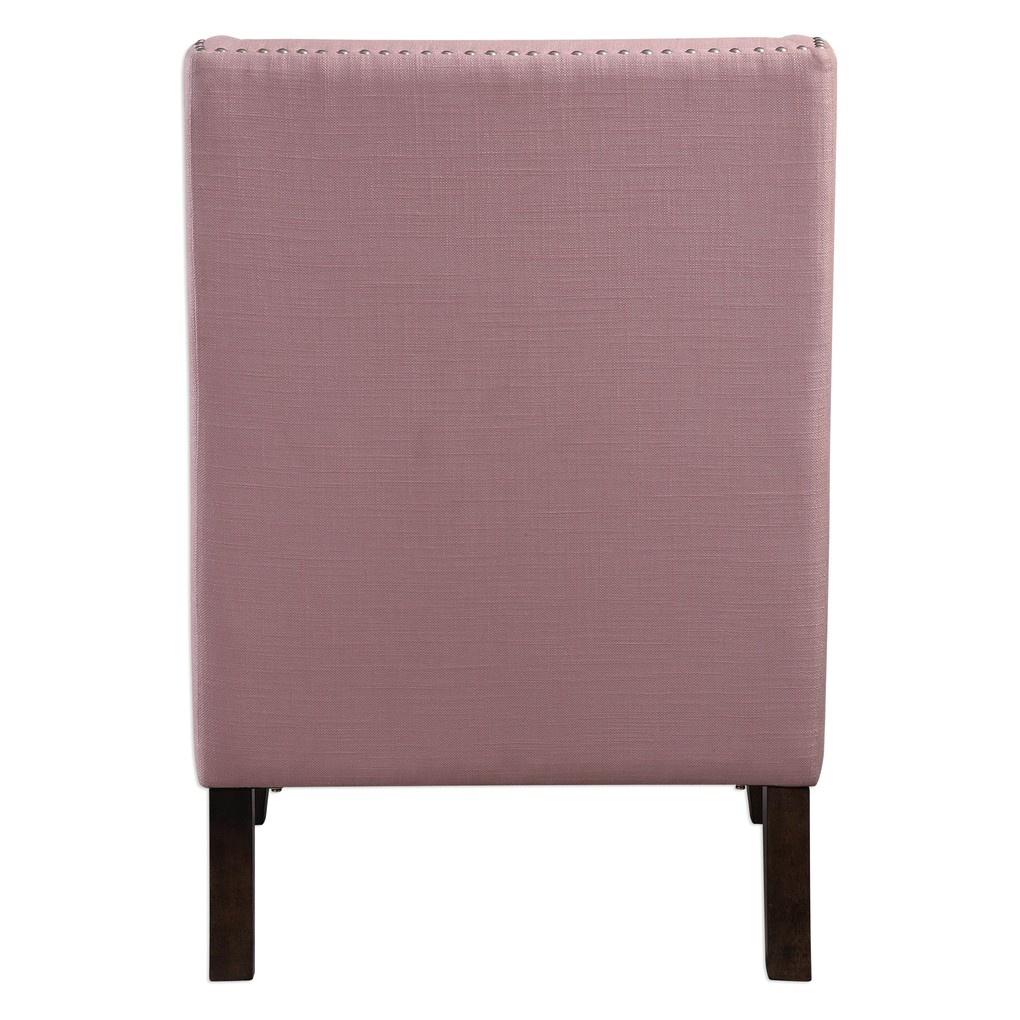 Arieat Pink Arm Chair | The Uttermost Company