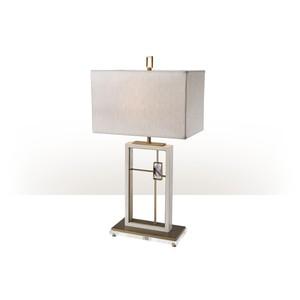 Decorator's Flair Lamp   Theodore Alexander