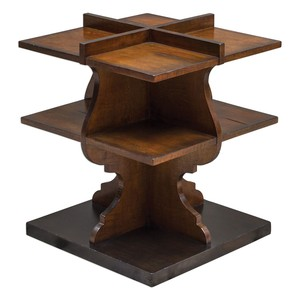 Niko Honey Accent Table | The Uttermost Company