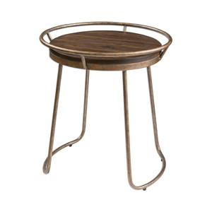 Rayen Round Accent Table | The Uttermost Company