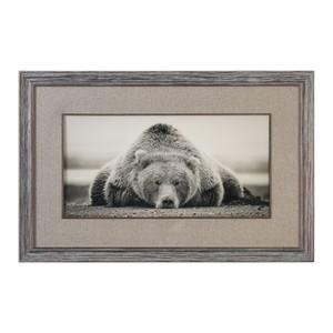 Deep Sleep Bear Print | The Uttermost Company