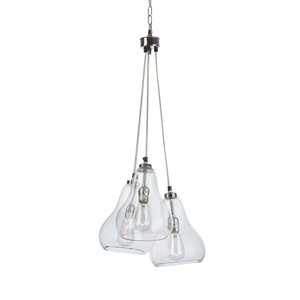 Triple Bell Pendant Light | Park & Main
