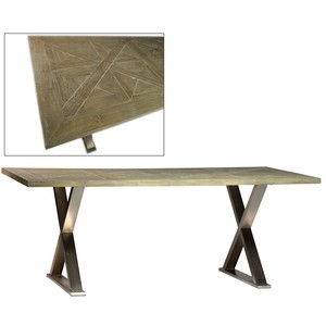 Dining Table w/ Stand | Dovetail
