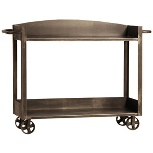 Connolly Iron Trolley | Dovetail