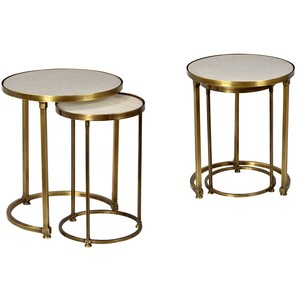 Clifford Side Tables, Set/2