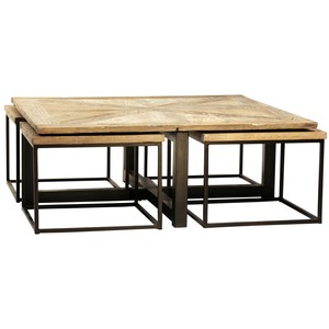 Drayton Coffee Table (Set of 5)