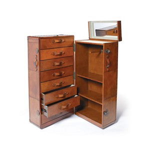 Churchill Trunk and Wardrobe | Park & Main