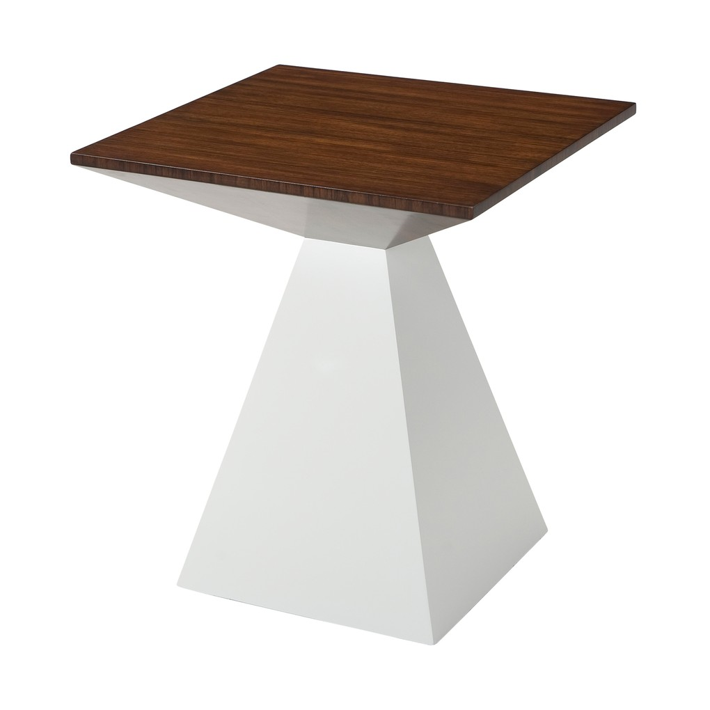 Juniper Square End Table | Theodore Alexander