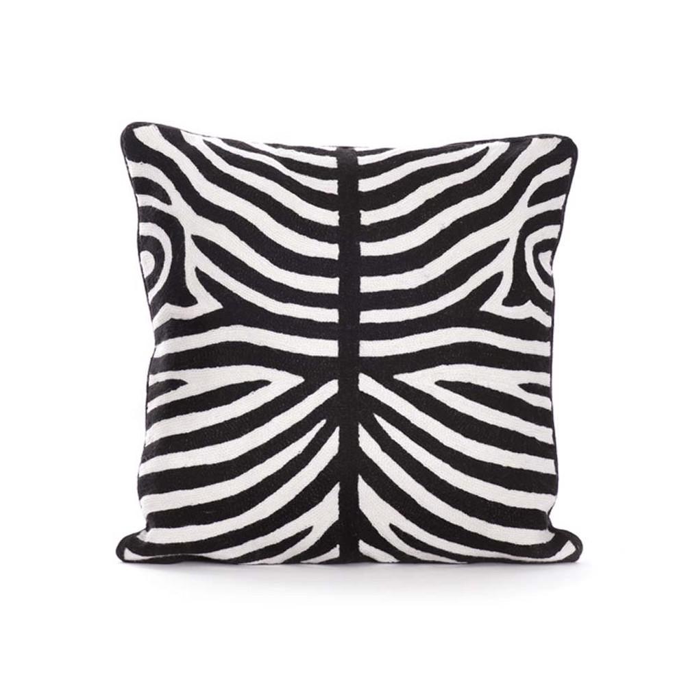Zebra Pillow   Park & Main