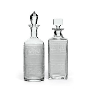 Set of Two Moriches Decanters | Park & Main