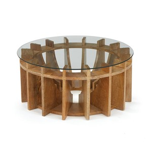 Sundial Coffee Table | Park & Main