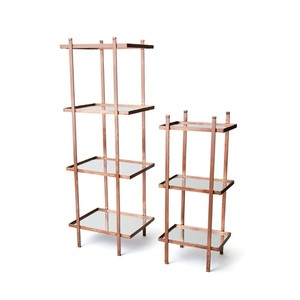 Set of Two Donley Bookcase