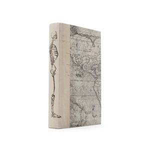Linear Foot of Skeleton Books | Park & Main