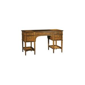 Leather Top Leg Desk