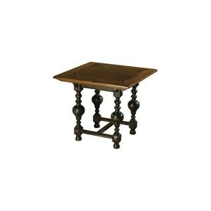 Castilian End Table