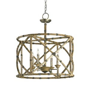 Palm Beach Lantern | Currey & Company