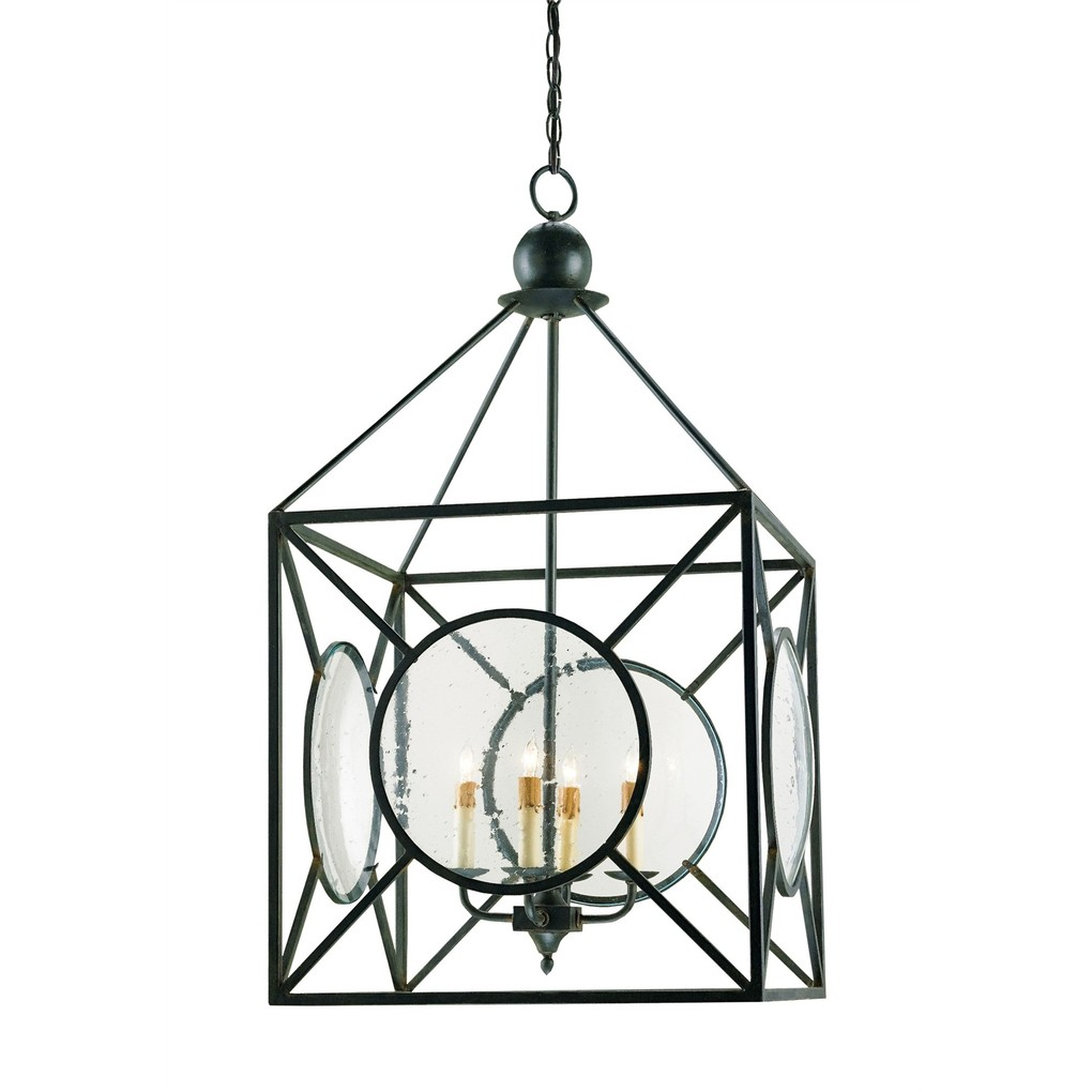 Beckmore Lantern | Currey & Company