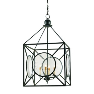 Beckmore Lantern | Currey & Company