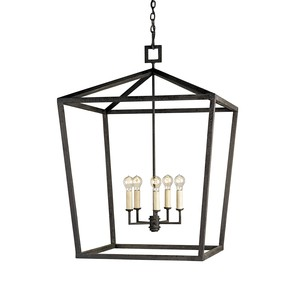 Large Denison Lantern | Currey & Company