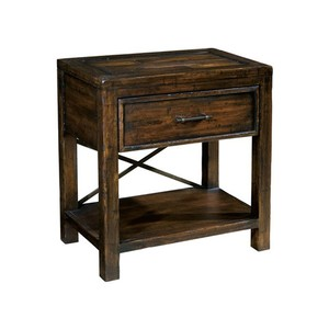 Harbor Springs One Drawer Night Stand | Hekman