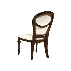 Charleston Place Oval Back Side Chair | Hekman