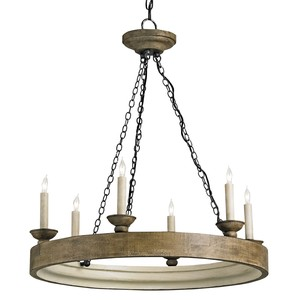 Beachhouse Chandelier | Currey & Company